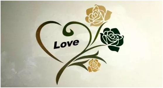 不锈钢彩色打玫瑰花lwmlaser